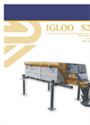Bunce Epoke - Model Igloo S2300 - Mini Bulk Salt Spreaders - Brochure