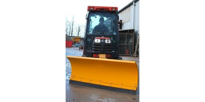 Bunce - Model Mini - Snowploughs for Compact Tractors