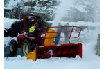Bunce - Model MU - PTO Driven Snowblower