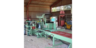 KARA - Model F2000 - Stationary Circular Sawmills
