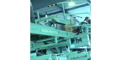 KARA - Model Master - Stationary Circular Sawmills