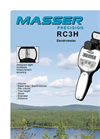 Model RC3H BT - Basal Area Counter Calculator – Clinometer Brochure