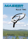 Racal - Model TWC - Large Trees Measuring Diameters Brochure