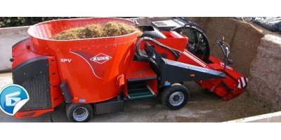 Kuhn - Model AGT 6036 - Pneumatic Fertiliser Spreaders