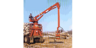 Model 7000 + 8000 Series - Knuckle Boom Loader