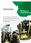 Mechanical Dropdown Brochure