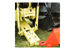 Dromone - Hydraulically Operated Push Back Hitch