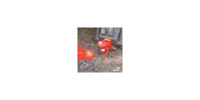 Dromone - Linkless Hydraulic Push Back Hitch