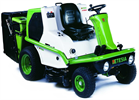 Etesia Hydro - Model 124D - Ride-On Rotary Mower