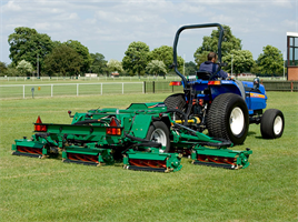 Ransomes - Model TG4650 - Trailed Cylinder Gang Mower