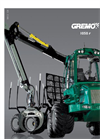 Gremo 1050F Forwarder Brochure