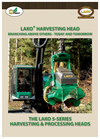 LAKO - Model 5- Series - Harvesting Head  Brochure
