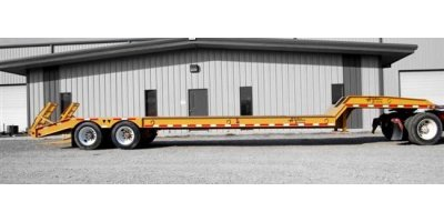 Atoka - Model TK-24A-FA - Flip Axles Trailer