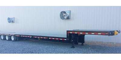 Atoka - Model EL403 - Dump Trailers