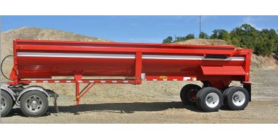 Atoka - Model ED-32 - Dump Trailers