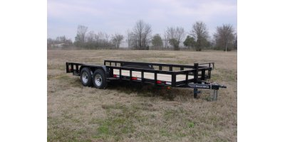 Falcon Trailer - Model I - Super Duty Trailers
