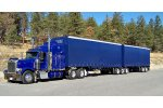 Model Super B - Topliner Curtainside Highway Trailers