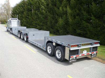 Magnum Maximizer - Hay Train Highway Trailers