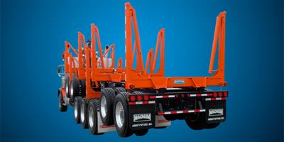 Magnum - Quad Loggers Forestry Trailers