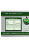 Logbear - Model FG016 - Felling Grapple - Brochure