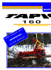 TAPIO - Model 160 - Stroke Harvesting Head Brochure