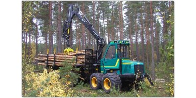 Logman - Model 811 F - Forwarder