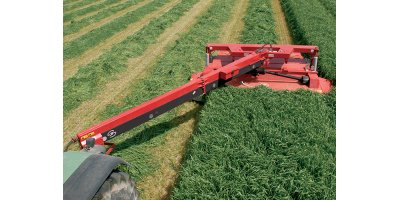 Kongskilde - Model GMS – 280 & 320 - Trailed Disc Mowers