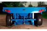 Model 5-6-7 Tonne - Low Loader Trailers