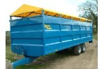 Cattle Transport Trailers