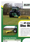 Disc Mower  Brochure