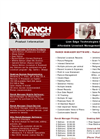 Ranch Manager - Wildlife Record Keeping Software Brochure