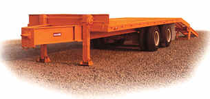 Model 20 Ton - Tag Along Trailers