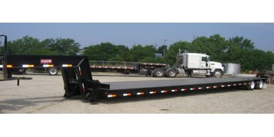 Oilfield Laydown Trailer