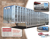 Barrett - Model Punchside Series - Aluminum Semi Livestock Trailers Brochure