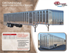 Barrett - Model Punchside Series - Aluminum Ground Load Livestock Trailers Brochure