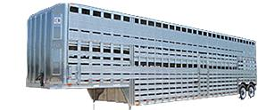 Barrett - Semi Trailers for Livestock