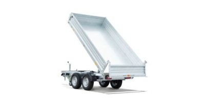 Model RK-ST 2516/27 - Backwards Tipper Trailer