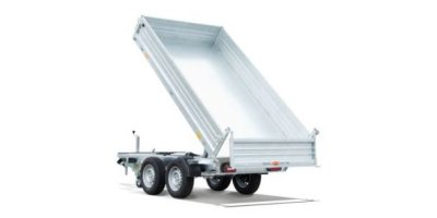 Model RK-ST 3016/27 - Backwards Tipper Trailer