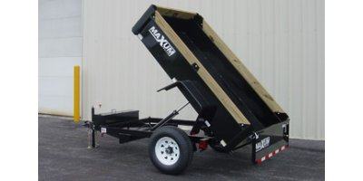 Model Maxum 5 x 8 - Dump Trailer