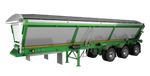 ABS - Model RC339 - Live Bottom Trailer
