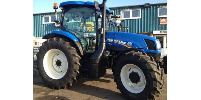 New Holland - Model T6.165 - Tractor