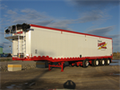 Fericar - Model Low Profile - Forestry Trailer