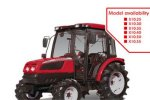 McCormick - Model X10 Range 22-55hp - Compact Tractor