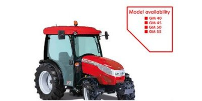McCormick - Model GM Range 35-54hp - Ultra-Compact Super Specialised Tractor