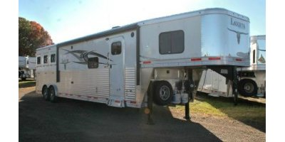 Lakota - Model 8314 Series - Big Horn Slide Horse Trailer