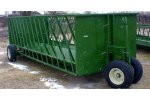 Green Chop Hay Feeders