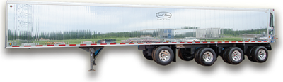 Trout River - Shuttle Floor Trailer