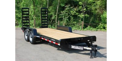 Model ULBC-Series - Low-Profile Commercial Equipment Trailers