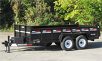 Model DC-Series - Commercial Grade Dump Trailers