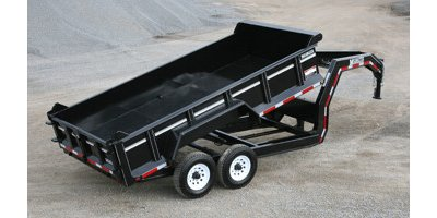 Moritz - Model DL-Series - Heavy Commercial Grade Dump Trailers